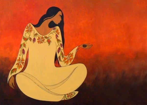 pratiques de relaxation méditation yoga ancrage physique et multidimensionnel oeufs yoni santé
