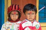 Deux jeunes enfants
